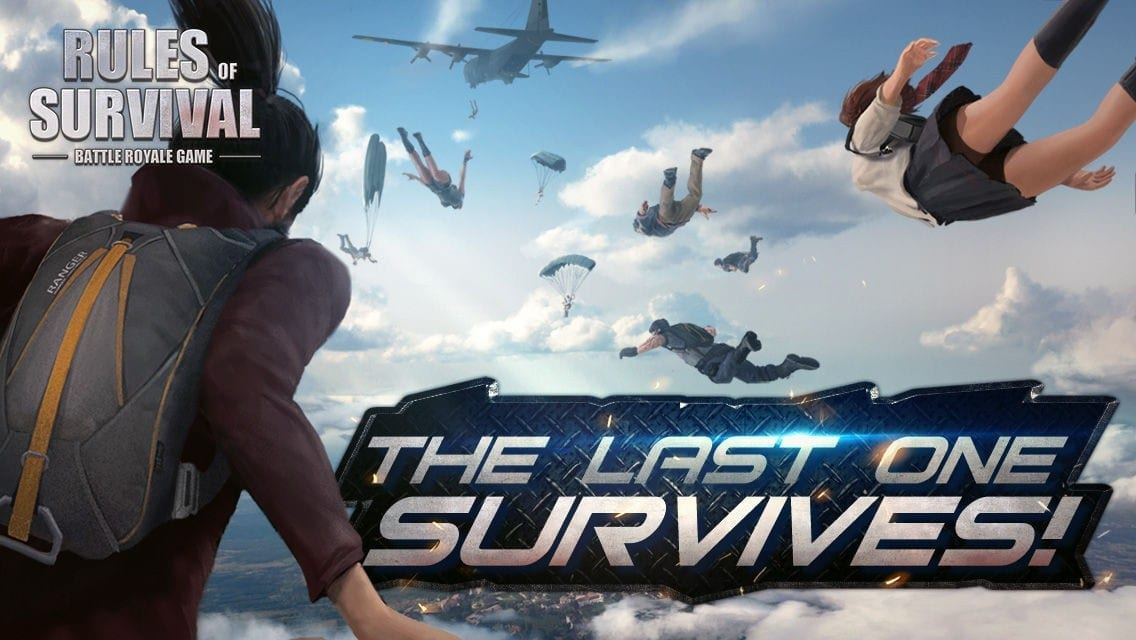 rules of survival leaderboard