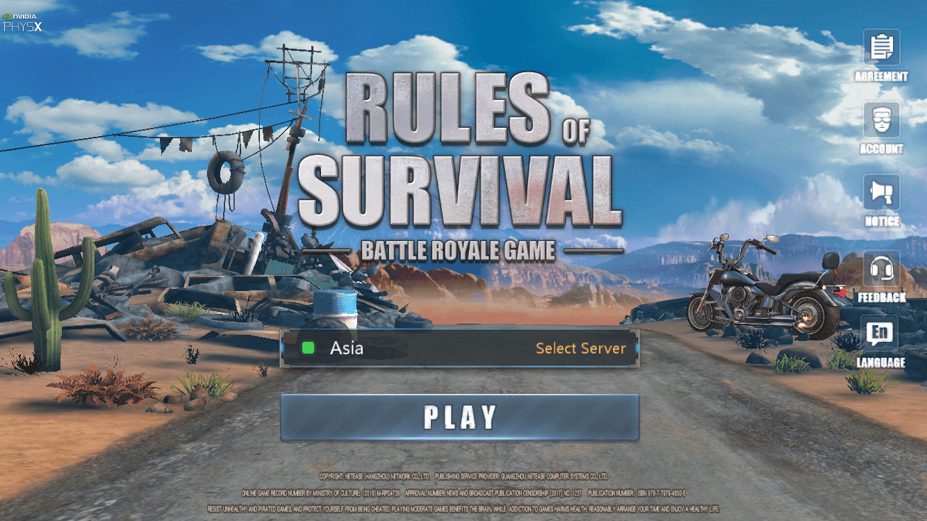 22/04/2018] 6(7GⓎ The rules of survival vocabulary