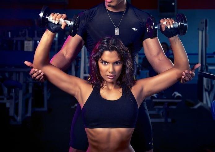 full body programları ile vücut geliştirme, bölgesel antrenman