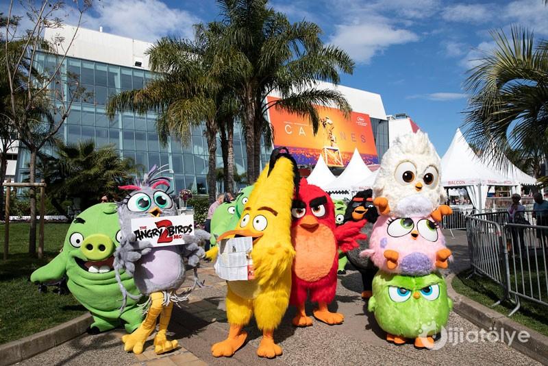 Angry Birds Filmi 2 Oyuncuları